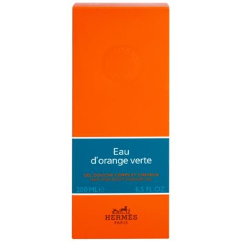 Hermès Eau d'Orange Verte sprchový gél unisex  na vlasy a telo 1