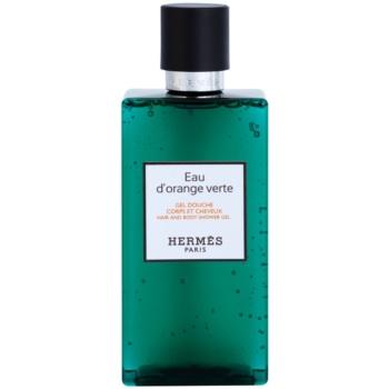 Hermès Eau d'Orange Verte sprchový gél unisex  na vlasy a telo 2