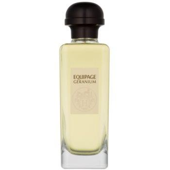 Hermès Equipage Géranium eau de toilette pentru bărbați