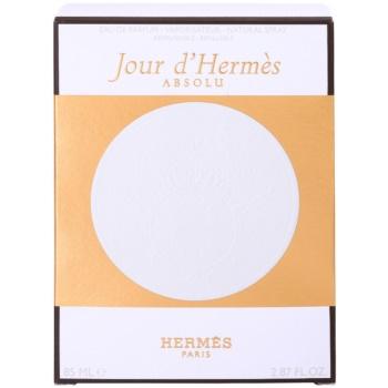 Hermès Jour d'Hermes Absolu parfumska voda za ženske  polnilna 4