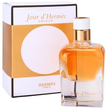 Hermès Jour d'Hermes Absolu parfumska voda za ženske  polnilna 1