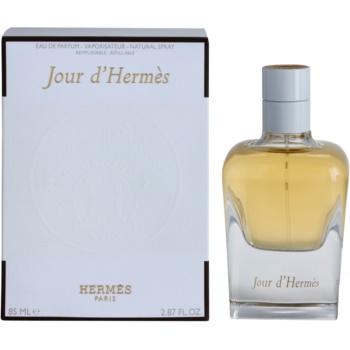 Hermès Jour d´Hermes Eau de Parfum para mulheres  recarregável