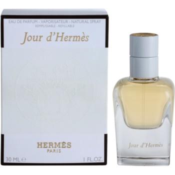Fotografie Hermès Jour d'Hermès parfémovaná voda pro ženy 30 ml plnitelná