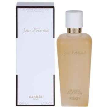 Fotografie Hermès Jour d'Hermès sprchový gel pro ženy 200 ml