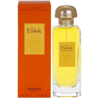 Hermès Caleche eau de parfum pentru femei 100 ml