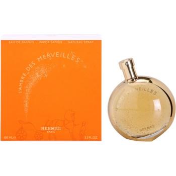 Hermès LAmbre des Merveilles Eau De Parfum pentru femei 100 ml