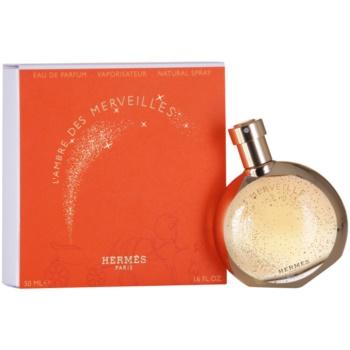 Hermès L'Ambre des Merveilles eau de parfum pentru femei 50 ml