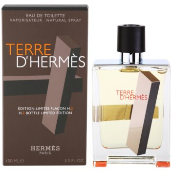 Hermès Terre D'Hermes 2012 Limited Edition H.2 Eau de Toilette for Men