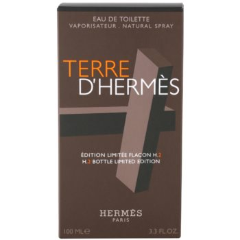 Hermès Terre D'Hermes 2012 Limited Edition H.2 Eau de Toilette for Men 4