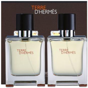 Hermes Terre d'Hermès toaletní voda 50 ml + toaletní voda 50 ml