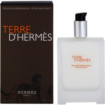 Hermès Terre d'Hermès after shave balsam pentru barbati 100 ml