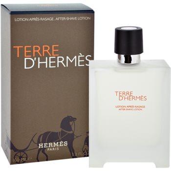 Hermès Terre d'Hermès after shave pentru barbati