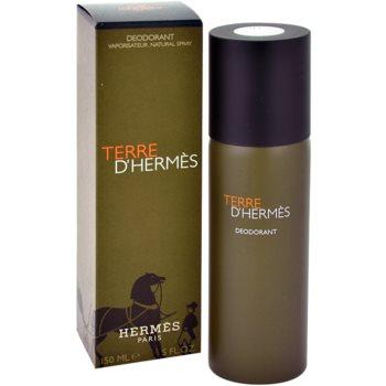 Fotografie Hermés Terre D'Hermes deospray pro muže 150 ml