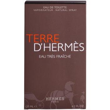 Hermès Terre D'Hermes Eau Tres Fraiche Eau de Toilette für Herren 4