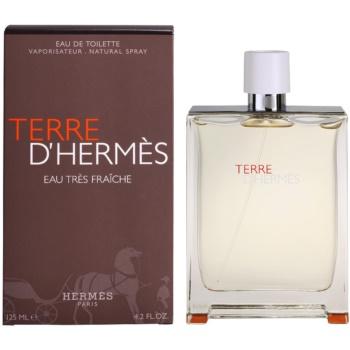 Hermés Terre D'Hermes Eau Tres Fraiche toaletní voda pro muže 125 ml