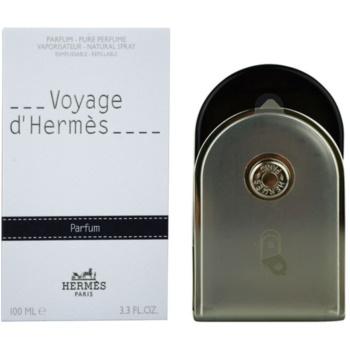 Hermès Voyage d'Hermès parfém unisex 100 ml plnitelný