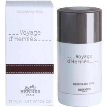 Fotografie Hermès Voyage d'Hermès deostick unisex 75 ml