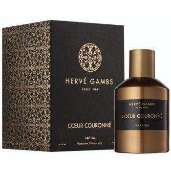 Herve Gambs Coeur Couronne парфюм унисекс 1