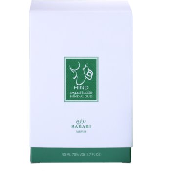 Hind Al Oud Barari Eau de Parfum unissexo 4