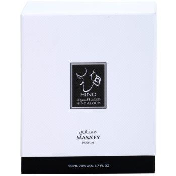 Hind Al Oud Masaey woda perfumowana unisex 4