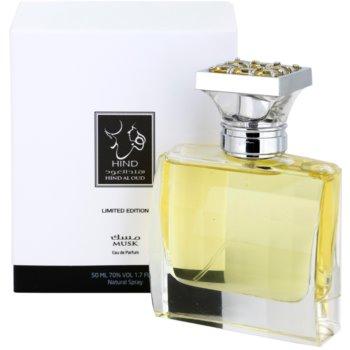 Hind Al Oud Musk Limited Edition Eau de Parfum unisex 1