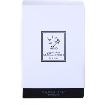 Hind Al Oud Al Shiokh Eau de Parfum unissexo 4