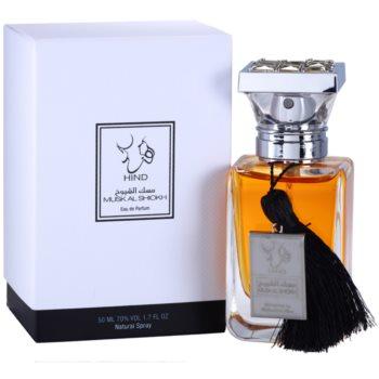 Hind Al Oud Al Shiokh Eau de Parfum unissexo 1