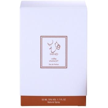 Hind Al Oud Waqt Eau de Parfum unisex 4