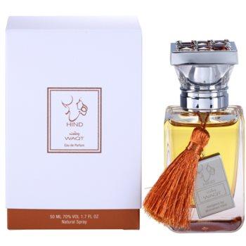 Hind Al Oud Waqt Eau de Parfum unissexo