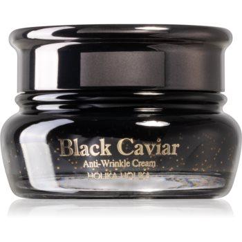 Holika Holika Prime Youth Black Caviar crema de lux anti-rid cu extract de caviar imagine