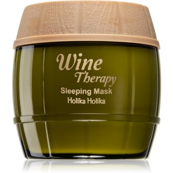 Holika Holika Wine Therapy masca hidratanta de noapte poza noua