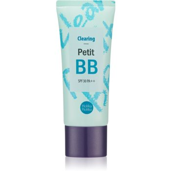 Holika Holika Petit BB Clearing crema BB matifianta pentru tenul gras, predispus la acnee imagine produs