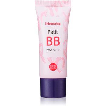 Holika Holika Petit BB Shimmering crema BB cu efect de iluminare SPF 40 imagine produs