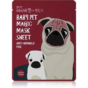 Holika Holika Magic Baby Pet masca pentru celule cu efect antirid imagine produs