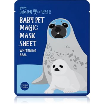 Holika Holika Magic Baby Pet Masca de celule cu efect lucios imagine produs