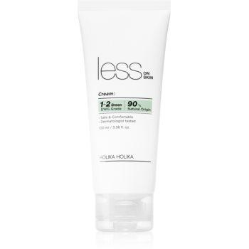 Holika Holika Less On Skin crema calmanta si hidratanta