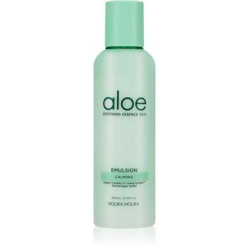 Holika Holika Aloe Soothing Essence Emulsie hidratanta cu efect racoritor
