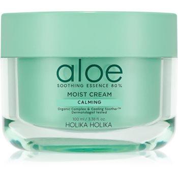 Holika Holika Aloe Soothing Essence crema de fata hidratanta cu efect racoritor imagine produs