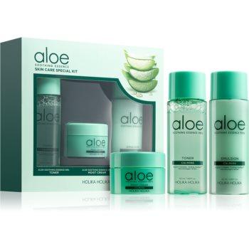 Holika Holika Aloe Soothing Essence set de cosmetice II. pentru femei imagine produs