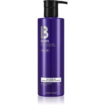 Holika Holika Biotin șampon împotriva subțierii și căderii părului cu biotina