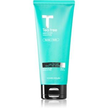 Holika Holika Tea Tree tiefenreinigendes Shampoo 200 ml
