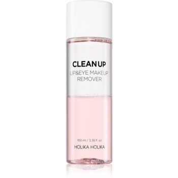 Holika Holika Clean Up demachiant in doua etape pentru piele si ochi sensibili imagine produs