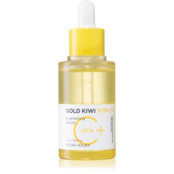 Holika Holika Gold Kiwi ser stralucire cu vitamina C impotriva petelor imagine produs