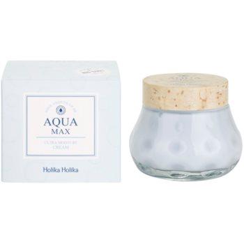 Holika Holika Aqua Max успокояващ и хидратиращ крем за суха или много суха кожа 3