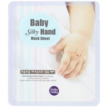 Holika Holika Baby Silky Hand pečující rukavice