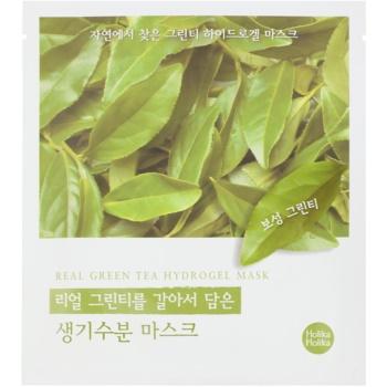 Holika Holika Hydrogel Mask maseczka nawilżająca do twarzy z ekstraktem z zielonej herbaty