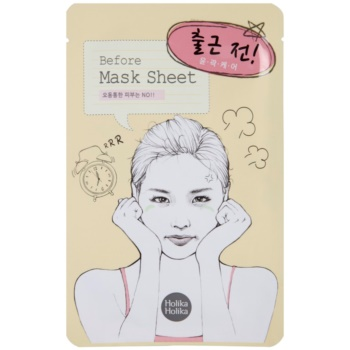 Holika Holika Mask Sheet Before upokojujúca maska