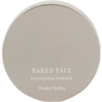 Holika Holika Naked Face pudrasti make-up 1