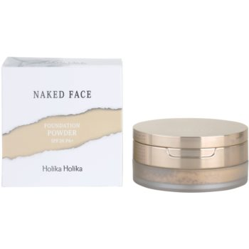 Holika Holika Naked Face pudrasti make-up 2