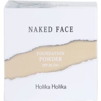Holika Holika Naked Face pudrasti make-up 3